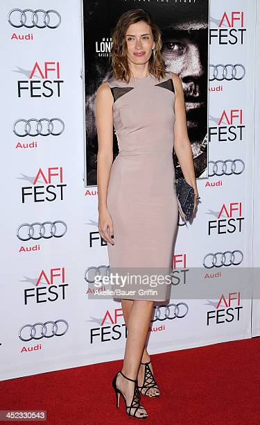 Rhea Durham attends the screening of 'Lone Survivor' at AFI FEST 2013 at the TCL Chinese Theatre on November 12 2013 in Hollywood California