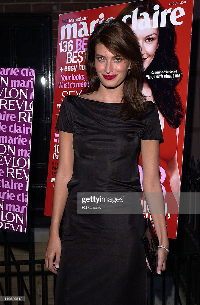 Rhea Durham Revlon Cover Girl during Revlon Marie Claire host 'Girls Night Out' at Cherry at W New York The Tuscany in New York City New York United...