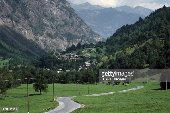 RhemesSaintGeorges Gran Paradiso National Park Valle d'Aosta Italy