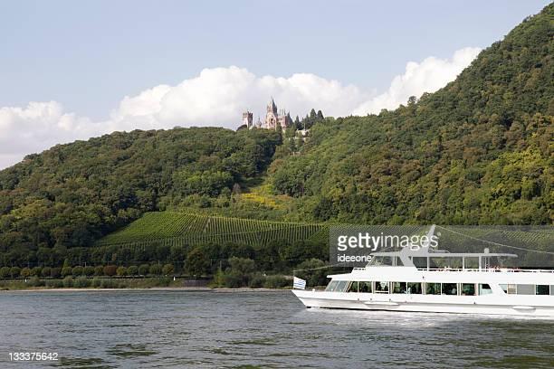 Rhein-Kreuzfahrt
