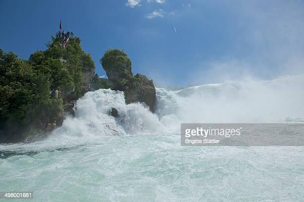 Rhine Falls, Rheinfall von Schaffhausen