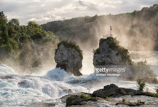 Rheinfall von Schaffhausen, der Schweiz,