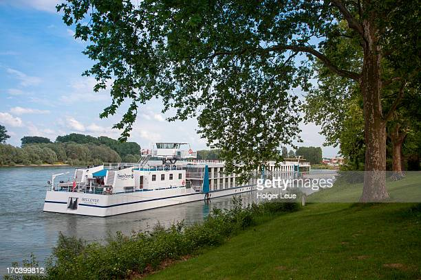 Rhine river cruise ship