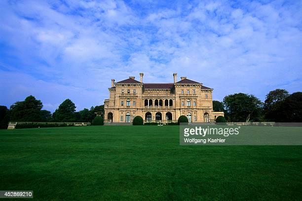 USA Rhode Island Newport The Breakers Vanderbilt Mansion
