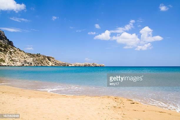 Rhodes beach