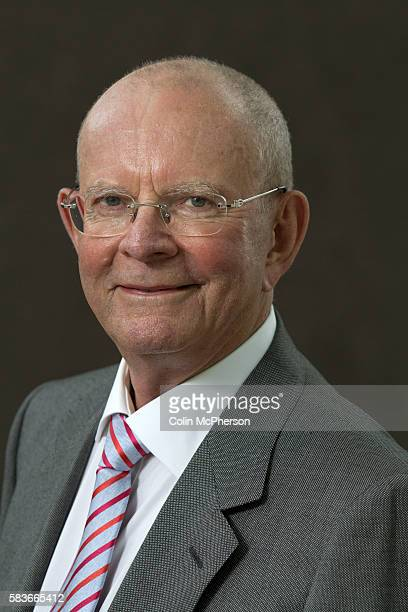 Rhodesianborn bestselling thriller writer Wilbur Smith pictured at the Edinburgh International Book Festival where he talked about his latest book...