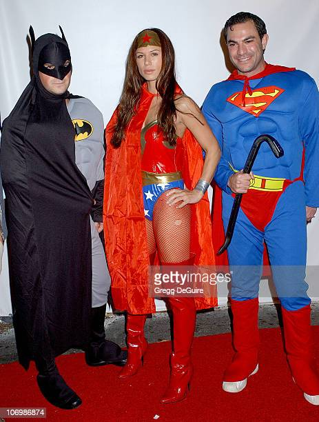 Rhona Mitra during 7th Annual Heidi Klum Halloween Party Sponsored by MM's Dark Chocolate Arrivals at SBE'S Privilege in Los Angeles California...