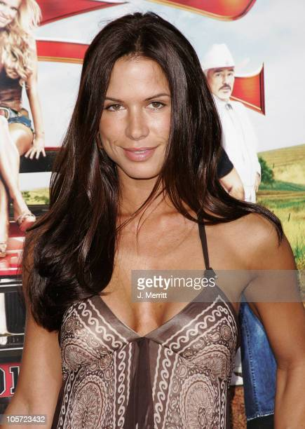 Rhona Mitra during 'The Dukes Of Hazzard' Los Angeles Premiere Arrivals at Grauman's Chinese Theatre in Hollywood California United States