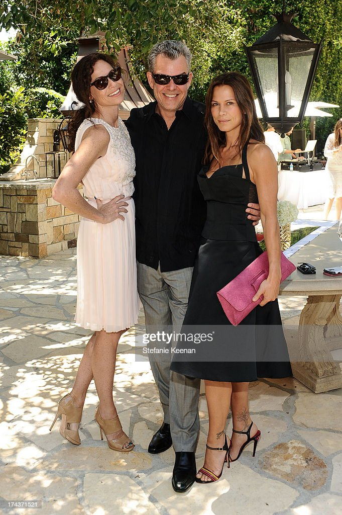 <a gi-track='captionPersonalityLinkClicked' href=/galleries/search?phrase=Rhona+Mitra&family=editorial&specificpeople=212854 ng-click='$event.stopPropagation()'>Rhona Mitra</a>, <a gi-track='captionPersonalityLinkClicked' href=/galleries/search?phrase=Minnie+Driver&family=editorial&specificpeople=201884 ng-click='$event.stopPropagation()'>Minnie Driver</a> and <a gi-track='captionPersonalityLinkClicked' href=/galleries/search?phrase=Danny+Huston&family=editorial&specificpeople=211465 ng-click='$event.stopPropagation()'>Danny Huston</a> attend Lorena Sarbu Resort 2014 Luncheon at on July 24, 2013 in Beverly Hills, California.