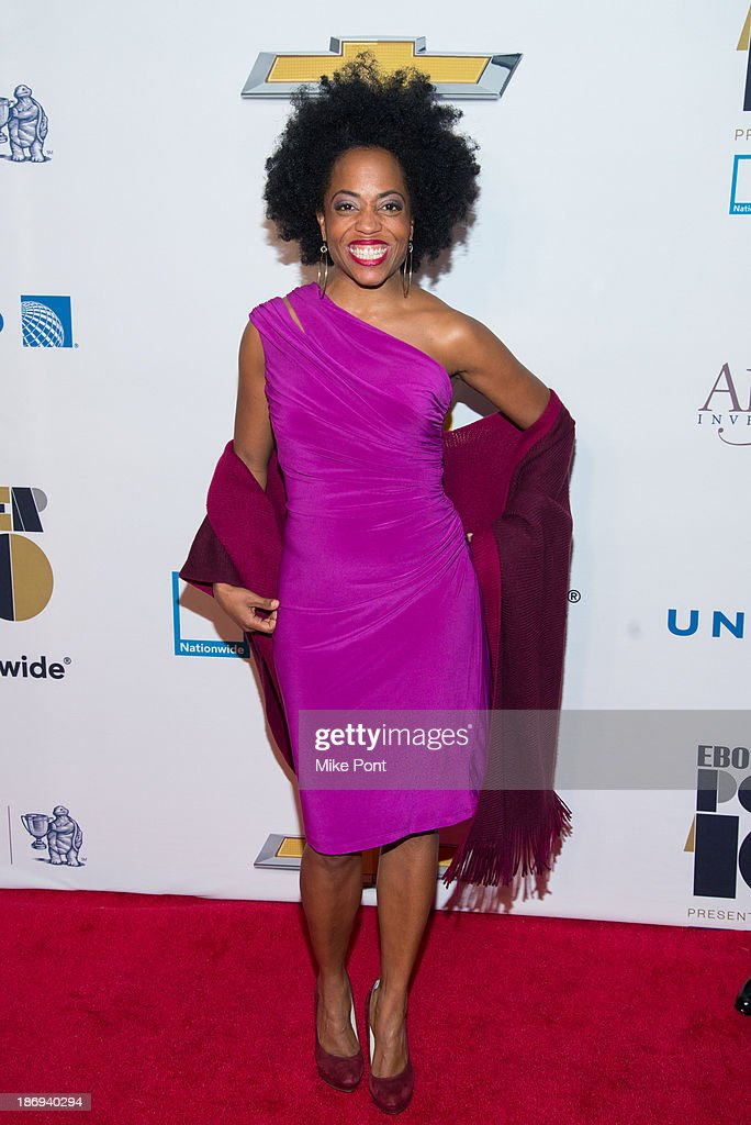 <a gi-track='captionPersonalityLinkClicked' href=/galleries/search?phrase=Rhonda+Ross&family=editorial&specificpeople=1537998 ng-click='$event.stopPropagation()'>Rhonda Ross</a> attends the 2013 EBONY Power 100 List Gala at Frederick P. Rose Hall, Jazz at Lincoln Center on November 4, 2013 in New York City.