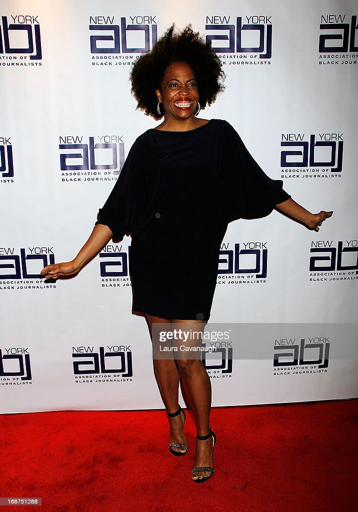 Rhonda Ross attends the 2013 New York Association Of Black Journalists Gala at the Time-Life Building on May 14, 2013 in New York City.