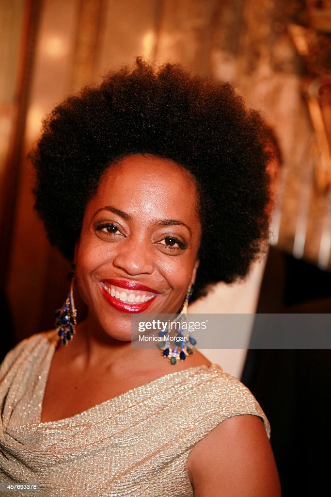Rhonda Ross Kendrick attends the opening night of 'Motown The Musical' at The Fisher Theatre on October 22 2014 in Detroit Michigan