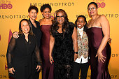 """Los Angeles Premiere of """"Women of Troy"""" From HBO"""