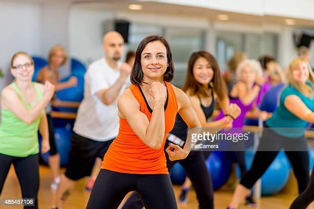 Rhythmic Dance Class