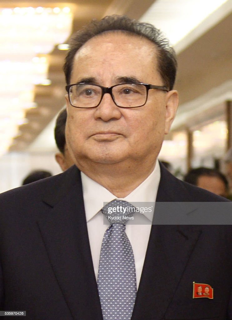 Ri Su Yong, vice chairman of North Korea's ruling Workers' Party of Korea, is to leave Pyongyang's international airport for Beijing on May 31, 2016. During a surprise visit to the Chinese capital, seen as a potential sign of Pyongyang's latest attempt to mend fences with its most important ally, Ri is expected to brief Chinese officials on the results of the party's congress, which was held for the first time in 36 years.