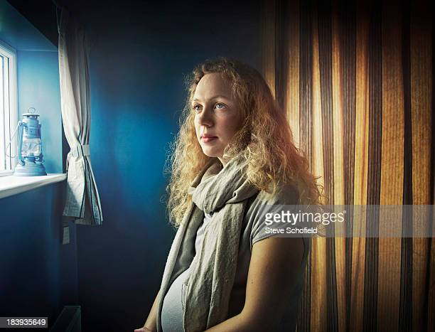 Ria Higgins who was a model for painter Lucien Freud is photographed for Sunday Times magazine on November 28 2012 in London England