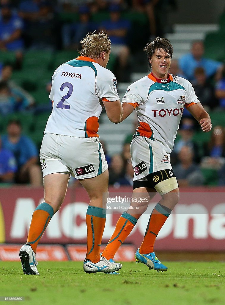 Super Rugby Rd 6 - Force v Cheetahs