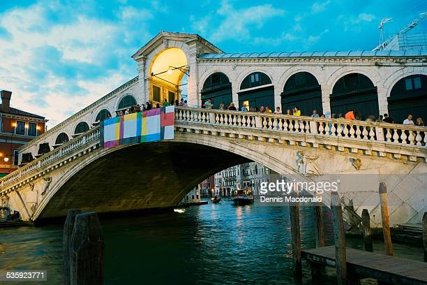 Rialto Bridge, Grand Canal, Venice