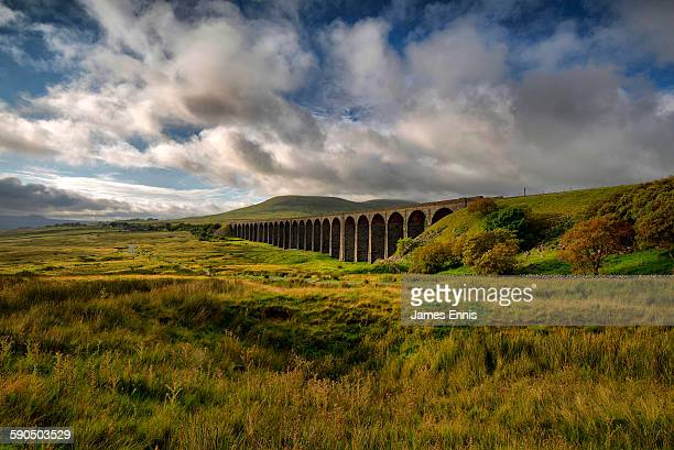 Ribblehead Viaduct, Yorkshire Dales National Park