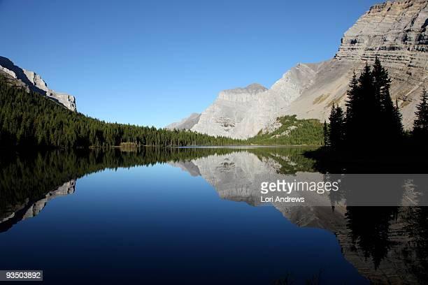 Ribbon Lake , Alpine Lake, summer
