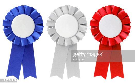 Ribbons / Awards