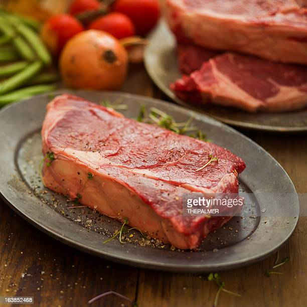 steaks de faux-filet