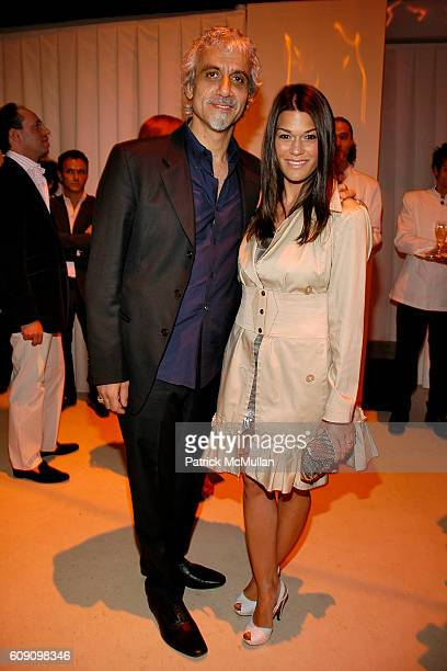 Ric Pipino and Jenne Lombardo attend Louis Vuitton LOVE party for Oxfam America hosted by SCARLETT JOHANSSON at Louis Vuitton Maison on May 3 2007 in...