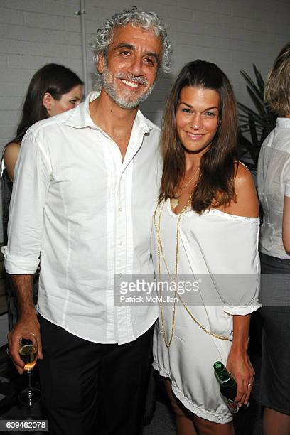 Ric Pipino and Jenne Lombardo attend TOMMY HILFIGER Elizabeth Saltzman Alexis Bryan VANITY FAIR present 'GRACE KELLY A Life in Pictures' at Gramercy...