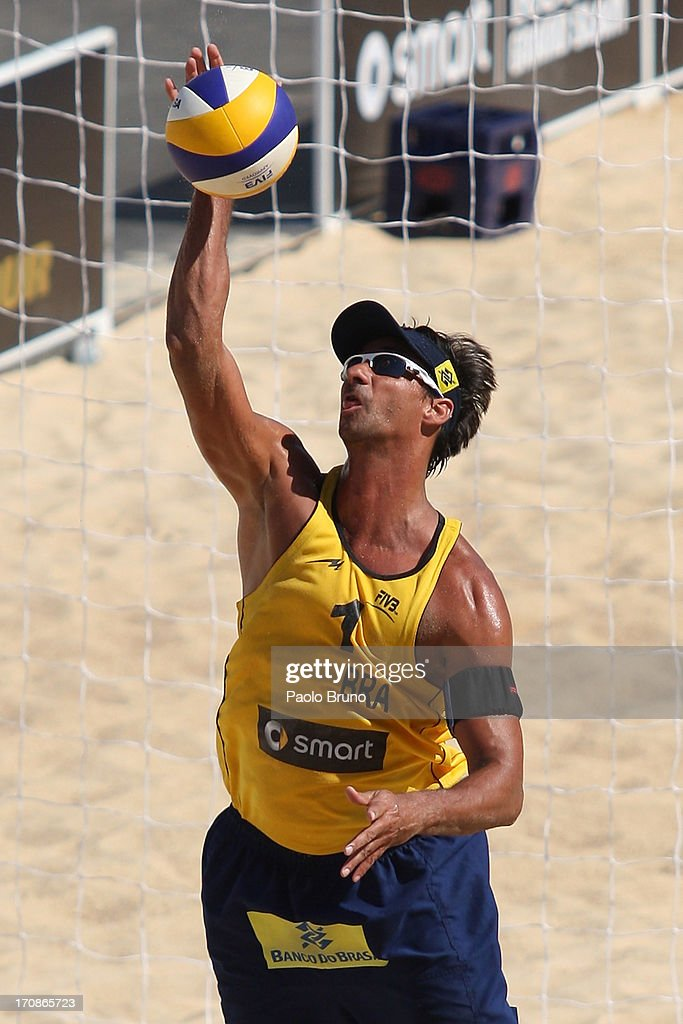 Ricardo alex costa santos giocatore di beach volley for Ricardo costa