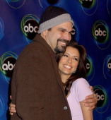 Ricardo Antonio Chavira and Eva Longoria during 2006 ABC Network AllStar Party Arrivals and Inside at The Wind Tunnel in Pasadena California United...