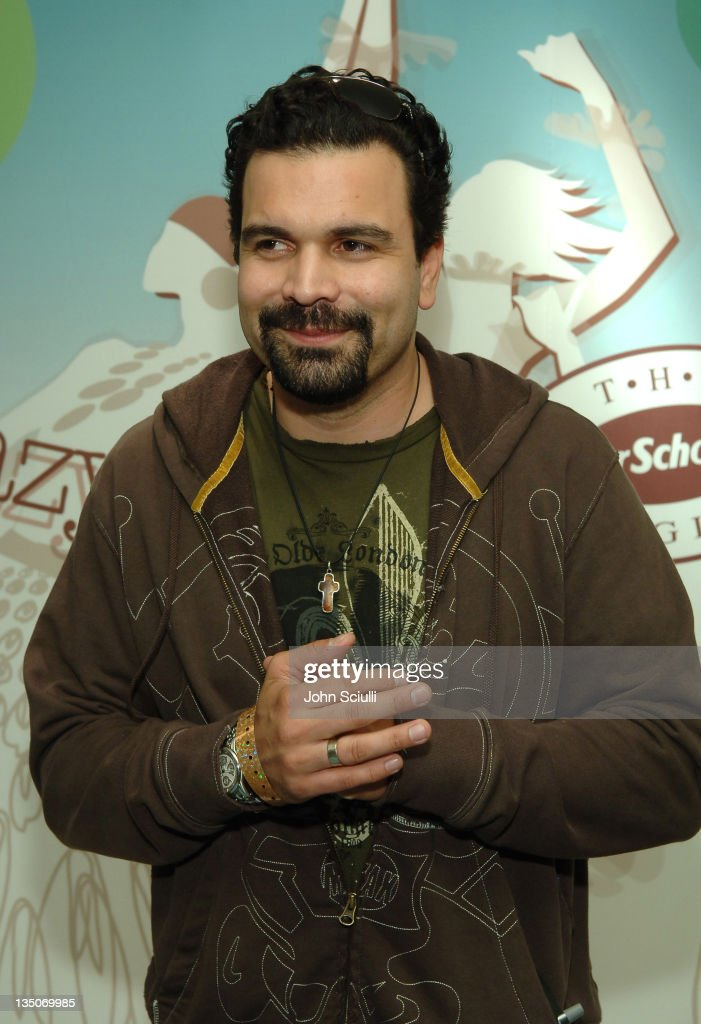 Ricardo Antonio Chavira at Dr Scholl's during Silver Spoon Hollywood Buffet Day 1 at Private Residence in Beverly Hills CA United States