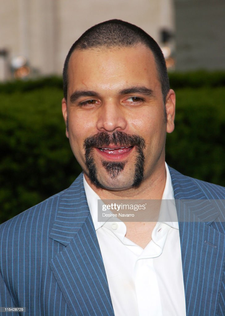Ricardo Antonio Chavira during ABC Upfront 2006/2007 Departures at Lincoln Center in New York City New York United States
