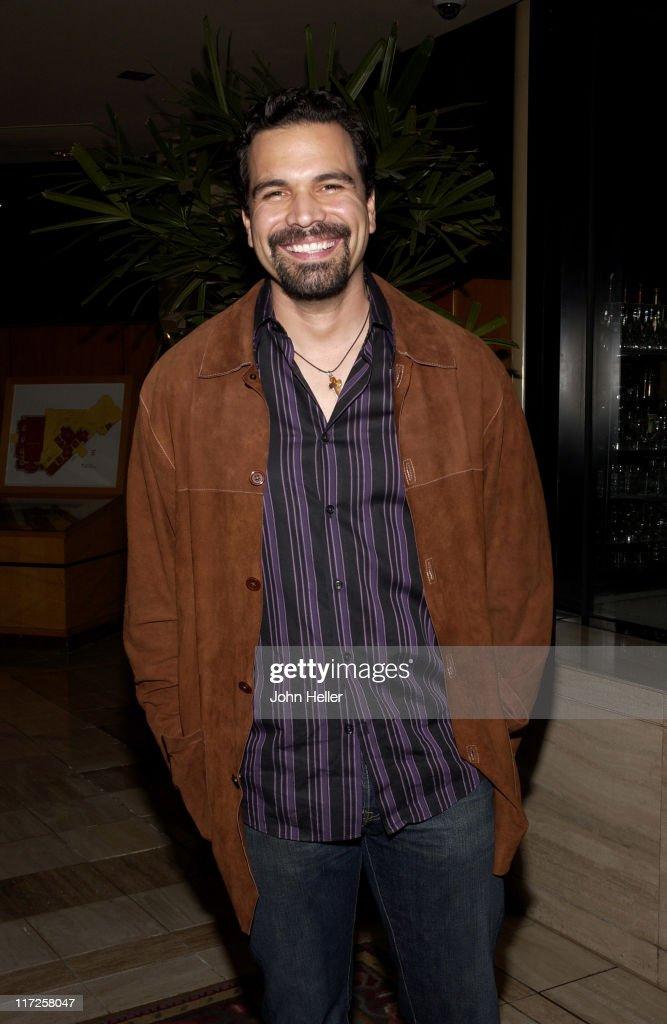 Ricardo Antonio Chavira during TCA ABC Arrivals at Universal City Hilton in Universal City California United States