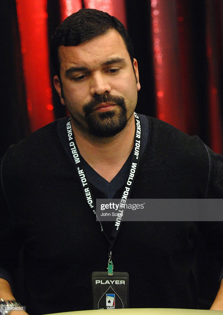 Ricardo Chavira during 2007 World Poker Tour Celebrity Invitational Inside and Cocktail Party at Commerce Casino in Commerce California United States