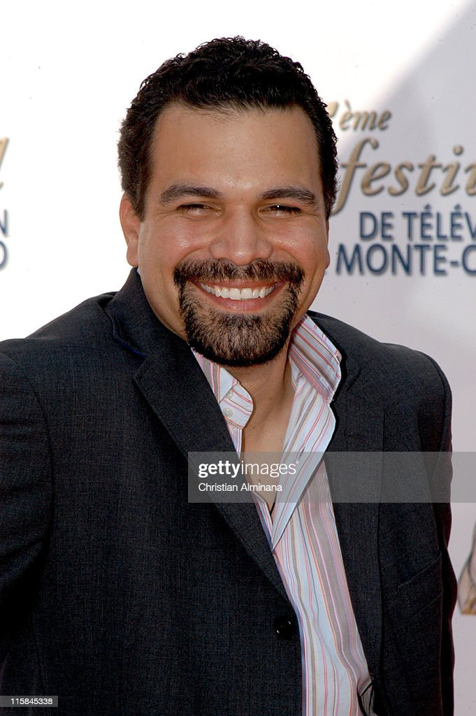 Ricardo Chavira during 45th Monte Carlo Television Festival 'Desperate Housewives' Photocall at Grimaldi Forum in Monte Carlo Monaco