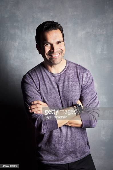 Ricardo Chavira of the film Being Charlie is photographed for Los Angeles Times on September 25 2015 in Toronto Ontario PUBLISHED IMAGE CREDIT MUST...