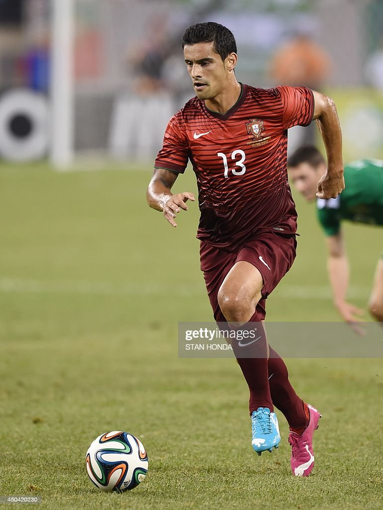 Ireland v portugal international friendly getty images for Ricardo costa