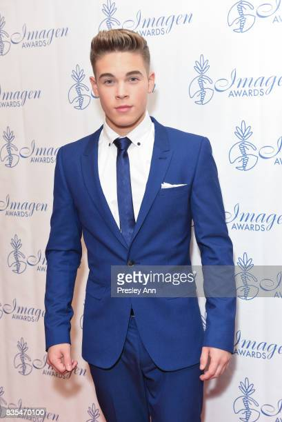 Ricardo Hurtado attends 32nd Annual Imagen Awards Red Carpet at the Beverly Wilshire Four Seasons Hotel on August 18 2017 in Beverly Hills California