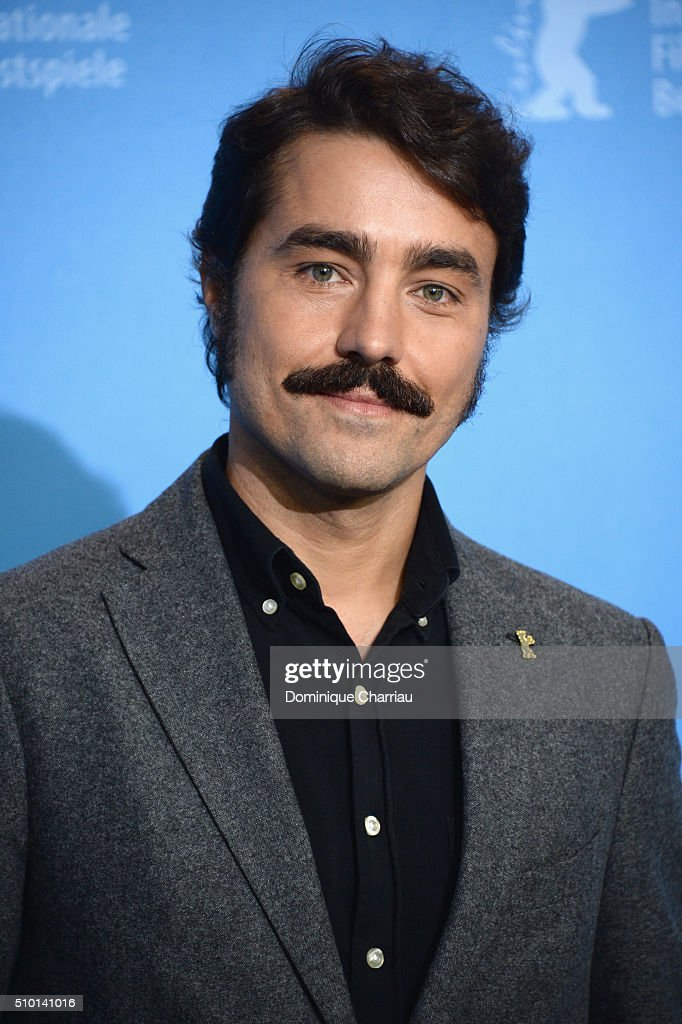 Director Ivo Ferreira attends the 'Letters from War' (Cartas da guerra) photo call during the 66th Berlinale International Film Festival Berlin at Grand Hyatt Hotel on February 14, 2016 in Berlin, Germany.