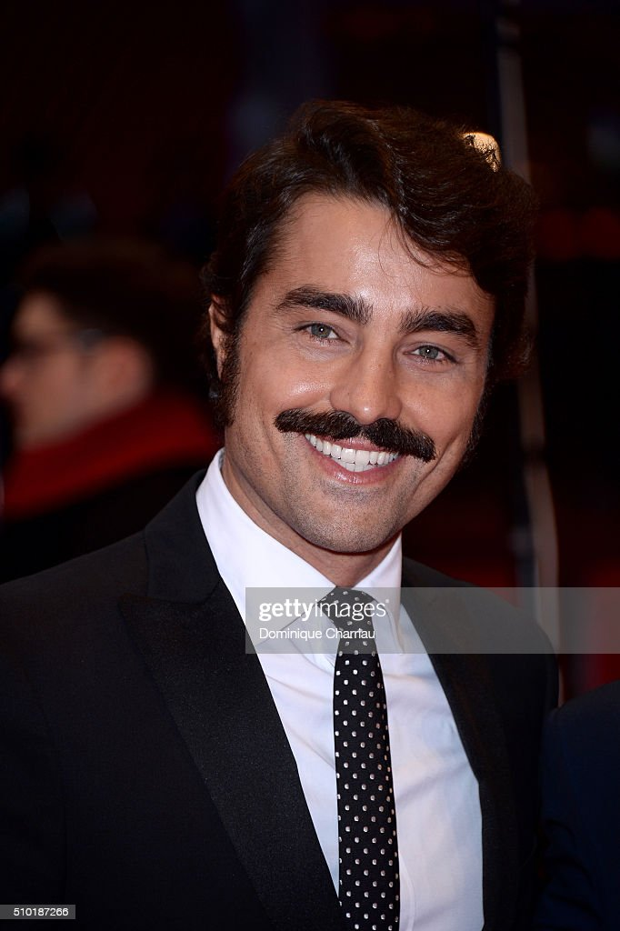 Director Ivo Ferreira attends the 'Letters from War' (Cartas da guerra) premiere during the 66th Berlinale International Film Festival Berlin at Berlinale Palace on February 14, 2016 in Berlin, Germany.