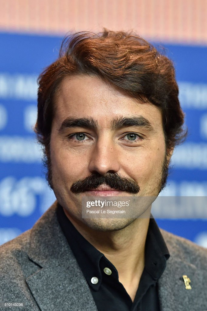 Director Ivo Ferreira is seen the 'Letters from War' (Cartas da guerra) press conference during the 66th Berlinale International Film Festival Berlin at Grand Hyatt Hotel on February 14, 2016 in Berlin, Germany.