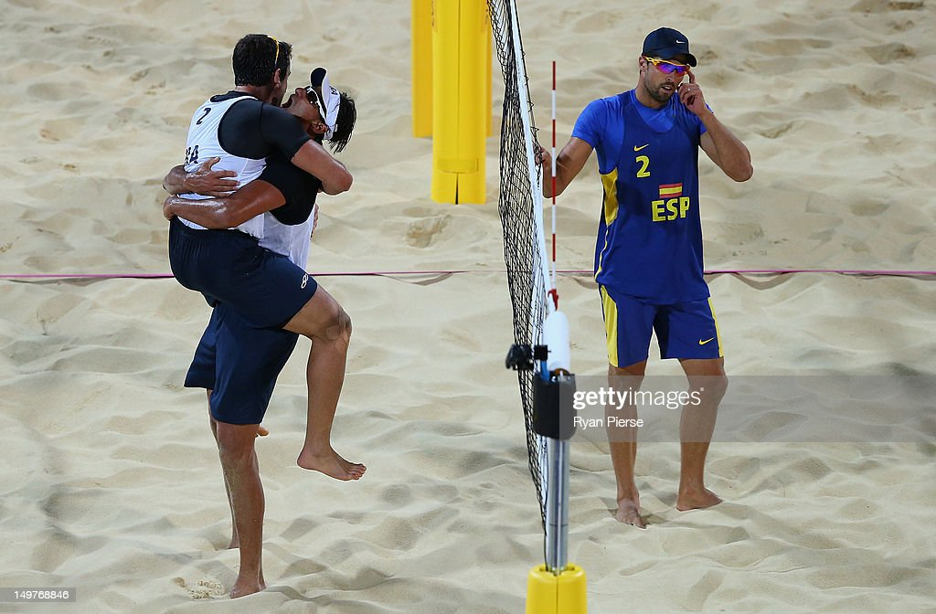 Olympics Day 7 - Beach Volleyball