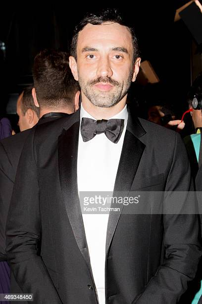 Ricardo Tisci attends the 5th Annual amfAR Inspiration Gala at the home of Dinho Diniz on April 10 2015 in Sao Paulo Brazil