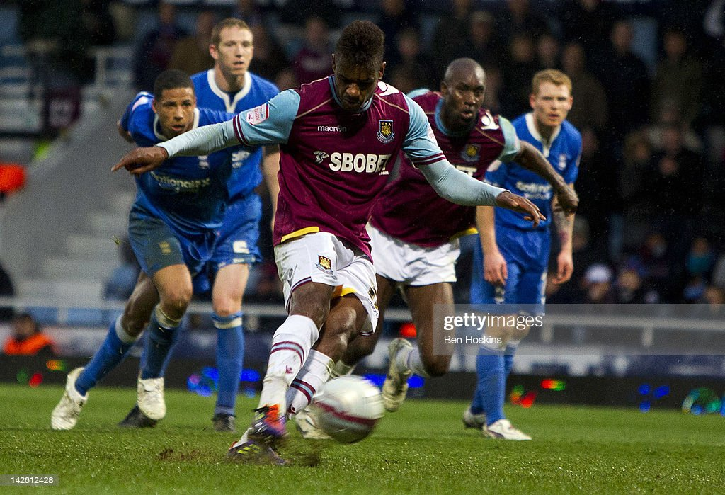 West Ham United v Birmingham City - npower Championship