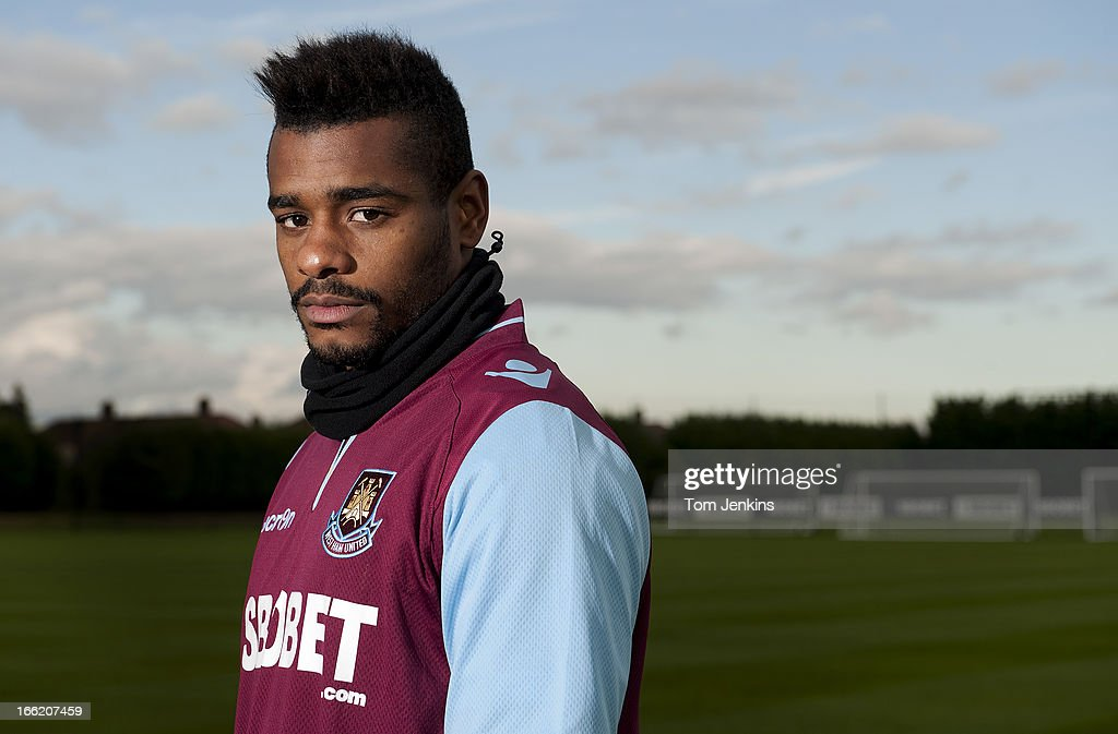 Ricardo Vaz Te Portrait Session