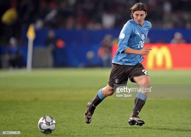 Riccardo MONTOLIVO Italie / Etats Unis Coupe des Confederations 2009 Pretoria
