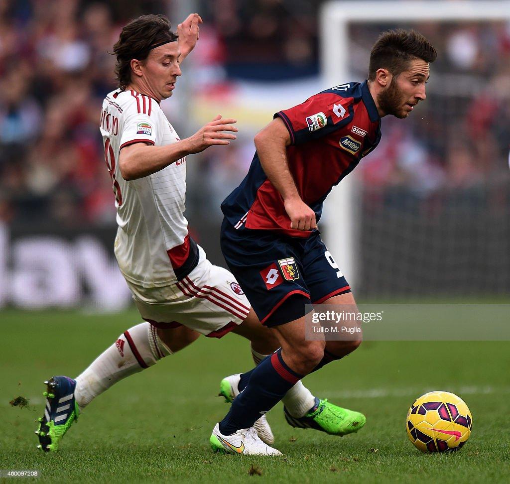 Genoa CFC v AC Milan