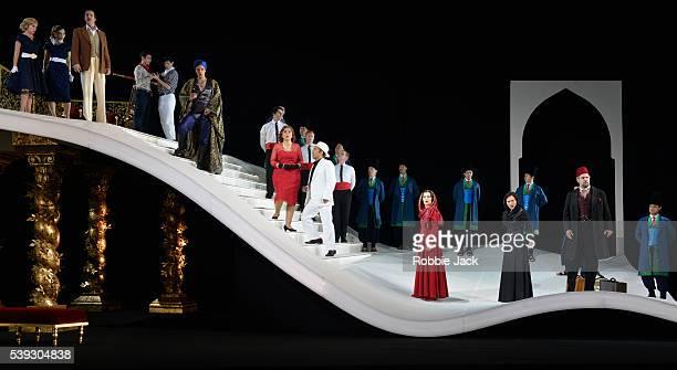 Riccardo Novaro as Taddeo Quirijn de Lang as Mustafa Ezgi Kutlu as Isabella Luciano Botelho as Liondoro Katie Bray as Zulma Mary Bevan as Elvira and...