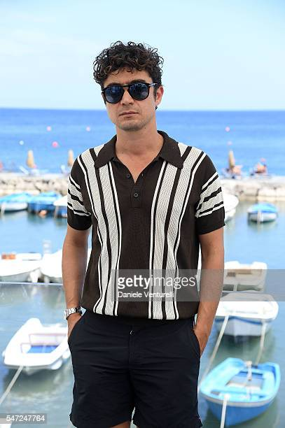 Riccardo Scamarcio attends the 2016 Ischia Global Film Music Fest on July 14 2016 in Ischia Italy
