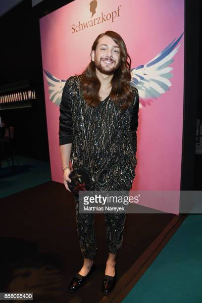 Riccardo Simonetti attends the Tribute To Bambi after show party at Station on October 5 2017 in Berlin Germany